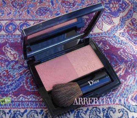 Diorblush edición Dentelle, mi colorete de primavera de Dior