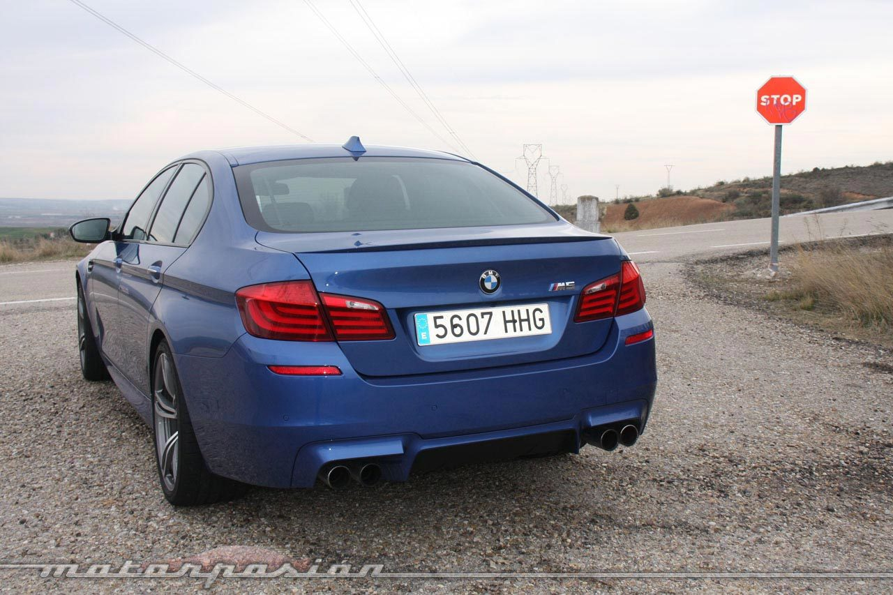 Foto de BMW M5 (Prueba) (98/136)