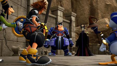 Este es el alucinante tráiler de Kingdom Hearts III que necesitábamos ver