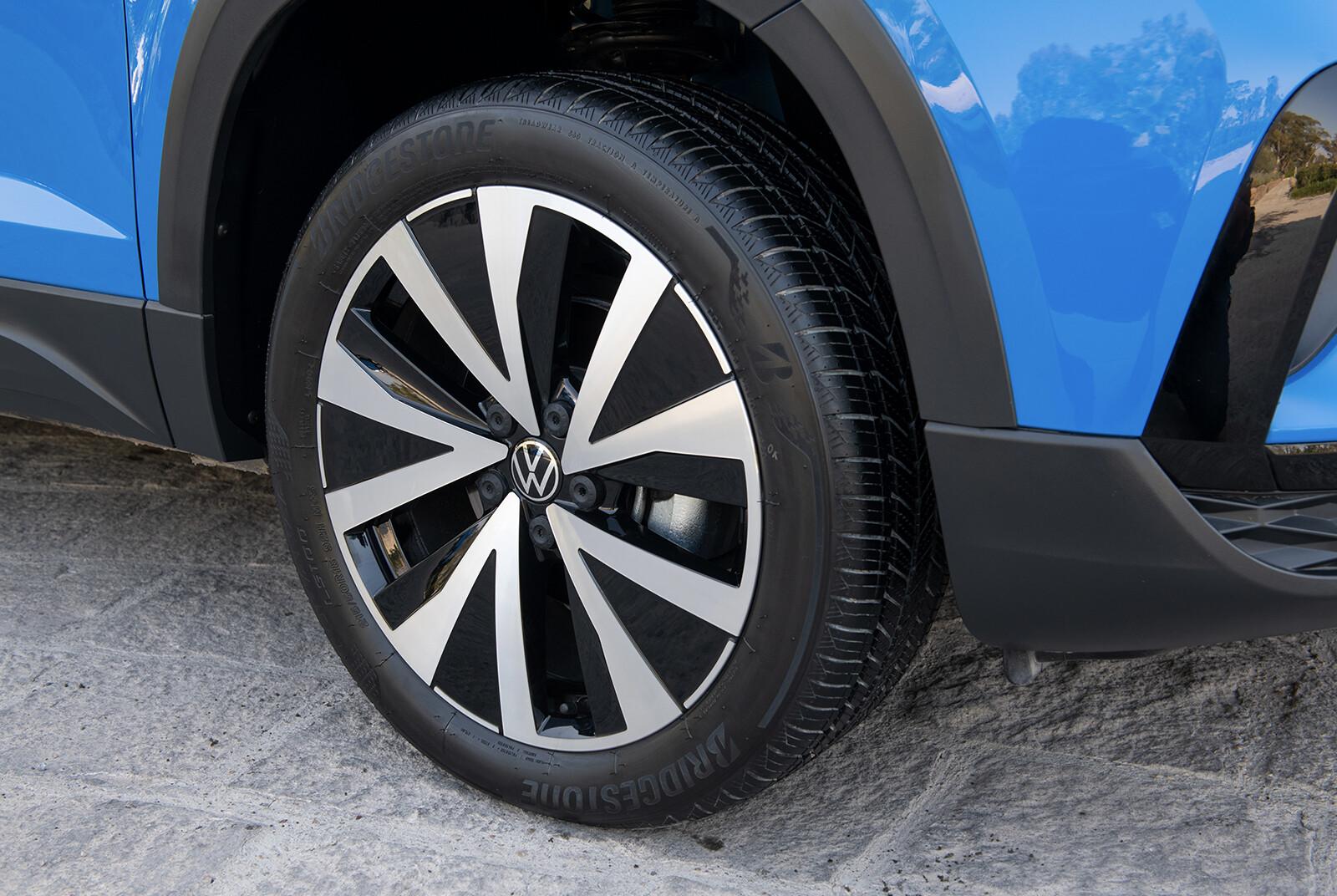 Foto de Volkswagen Taos (lanzamiento en México) (21/30)
