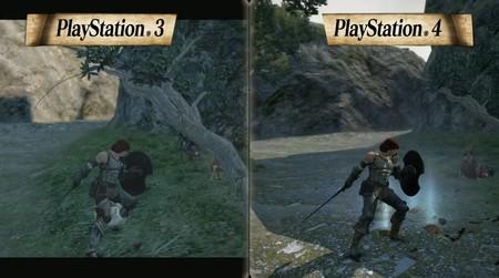 Las versiones de PS3 y PS4 de Dragon's Dogma: Dark Arisen cara a cara otra vez en un vídeo comparativo