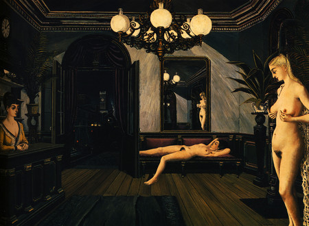 Night Train Delvaux