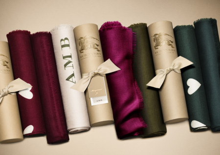 The Burberry Scarf Ba 002