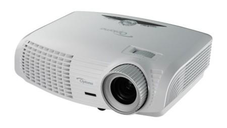 Optoma HD25 LV, un compañero para sesiones de cine en casa