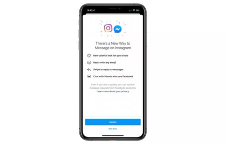 Messenger Instagram Unificados