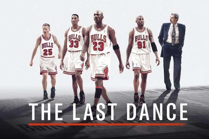 The Last Dance' (2020) crítica: Netflix ofrece la vida y milagros ...