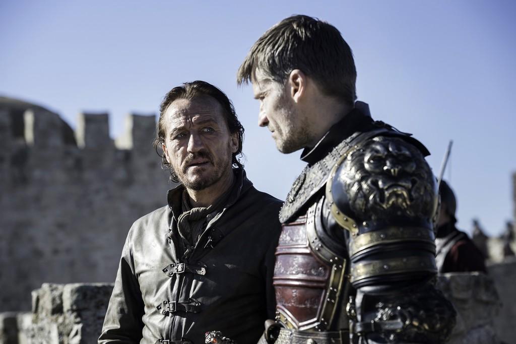 Bronn y Jaime