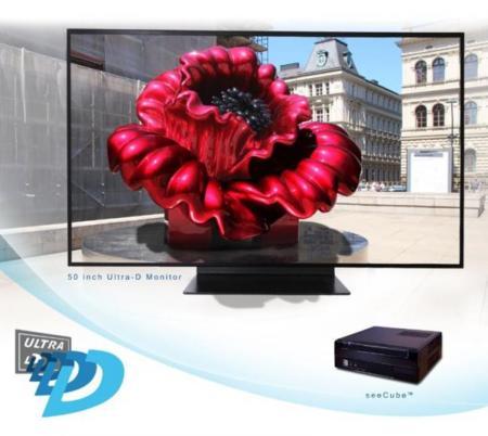 Stream TV quiere unir con éxito 4K y 3D sin gafas en un televisor