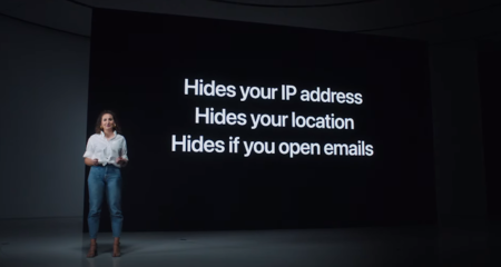 iPadOS 15 esconderá por defecto la IP, la localización y la confirmación de lectura desde