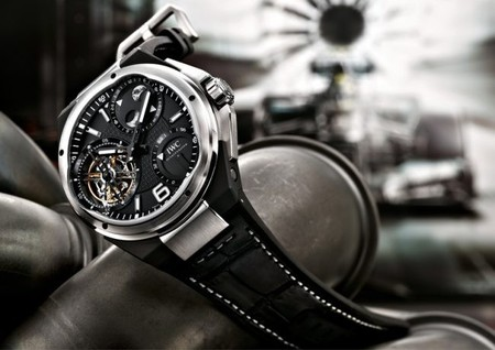 IWC Schaffhausen , nuevo Official Engineering Partner del equipo Mercedes Formula 1