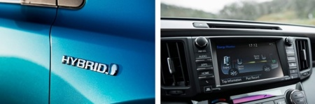 Toyota Rav4 Hybrid 2016 800x600 Wallpaper 34