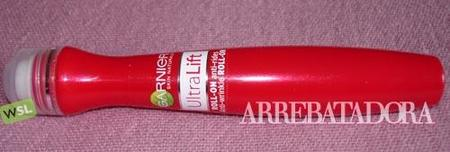 UltraLift roll on de Garnier, ¿eficaz como borrador de arrugas?