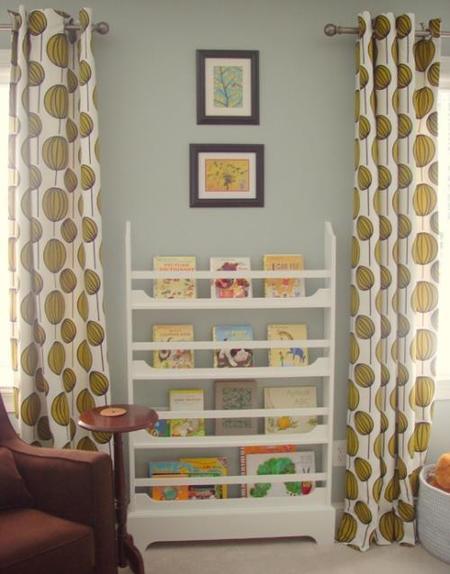 ¿Cómo hacer que los niños se interesen por los libros gracias a la decoración?