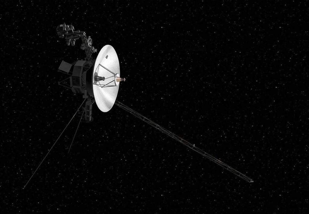 La Voyager 2 está a punto de dejar atrás el Sistema Solar para adentrarse en el espacio interestelar