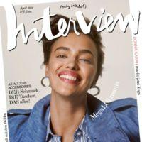 Interview Alemania: Irina Shayk