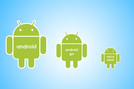 Google prepara 'microdroid', un Android en miniatura para máquinas virtuales