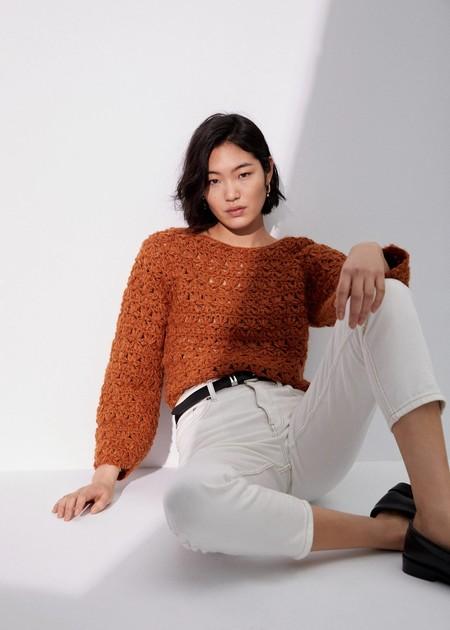 Nueve jerséis de crochet con los que sumar tendencias a nuestro armario esta primavera