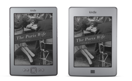 Kindle touch y kindle clásico