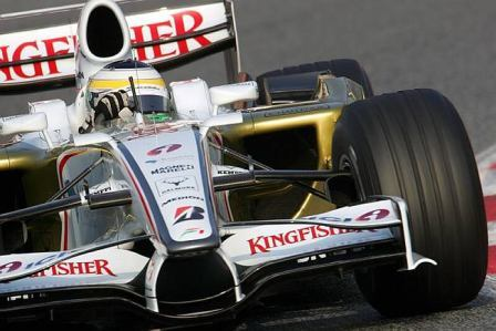 Previo 2008: Force India, a dejar de ser los peores