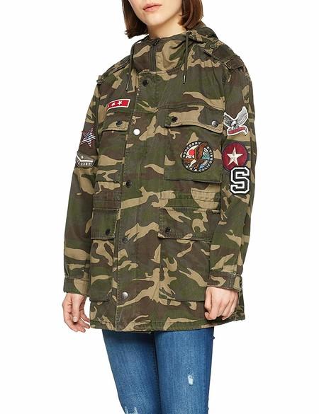 Comprar Chaqueta Militar Mujer 3
