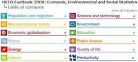 El último Factbook de la OCDE ha salido