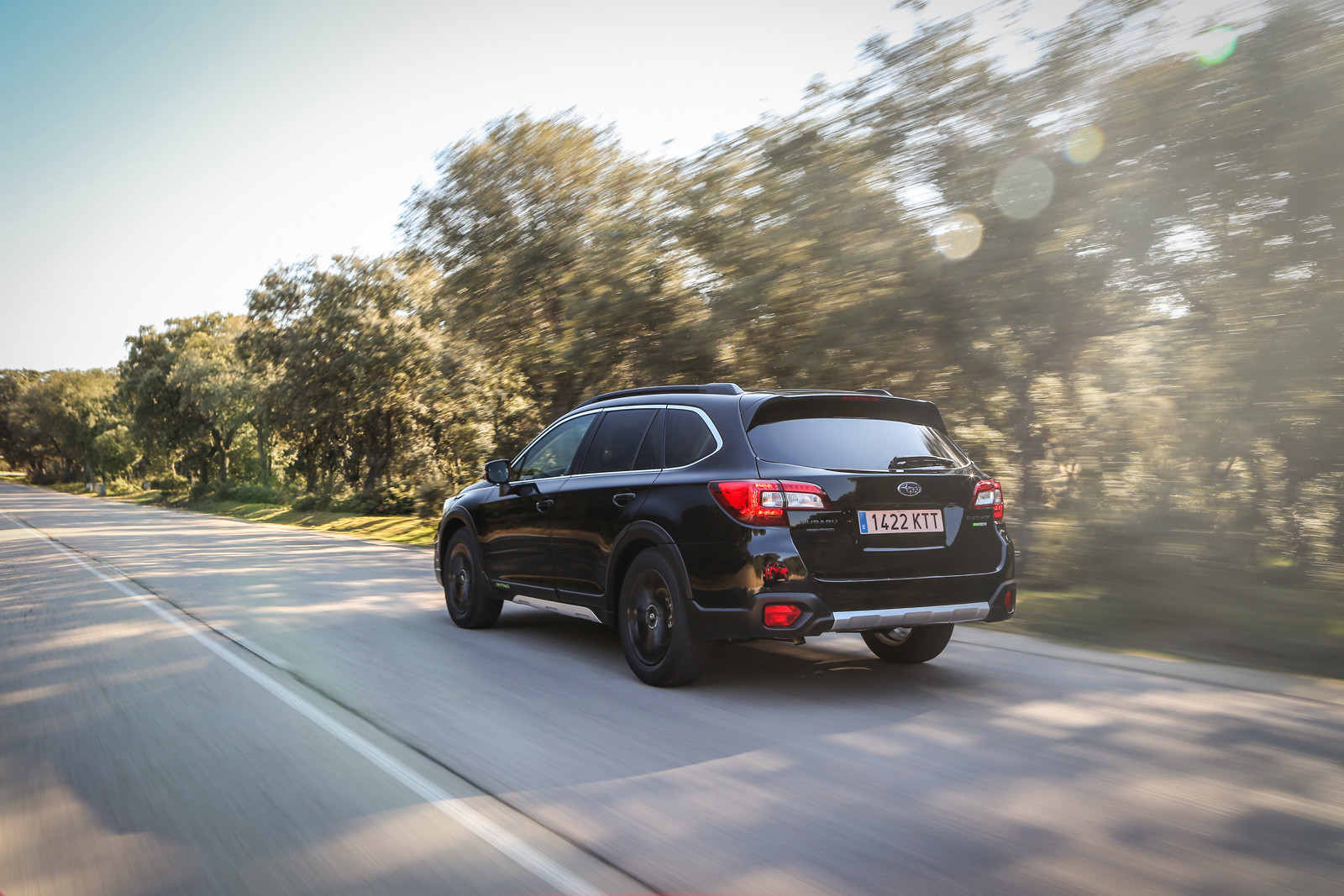 Foto de Subaru Outback GLP (prueba) (15/19)