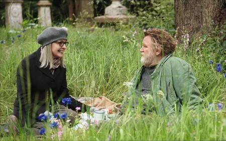 'Hampstead', tráiler de la película romántica con Diane Keaton y Brendan Gleeson