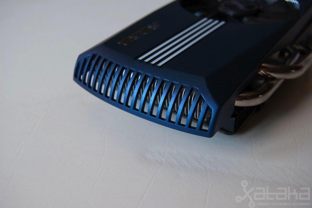 Foto de NVidia GTX 460, análisis (10/15)