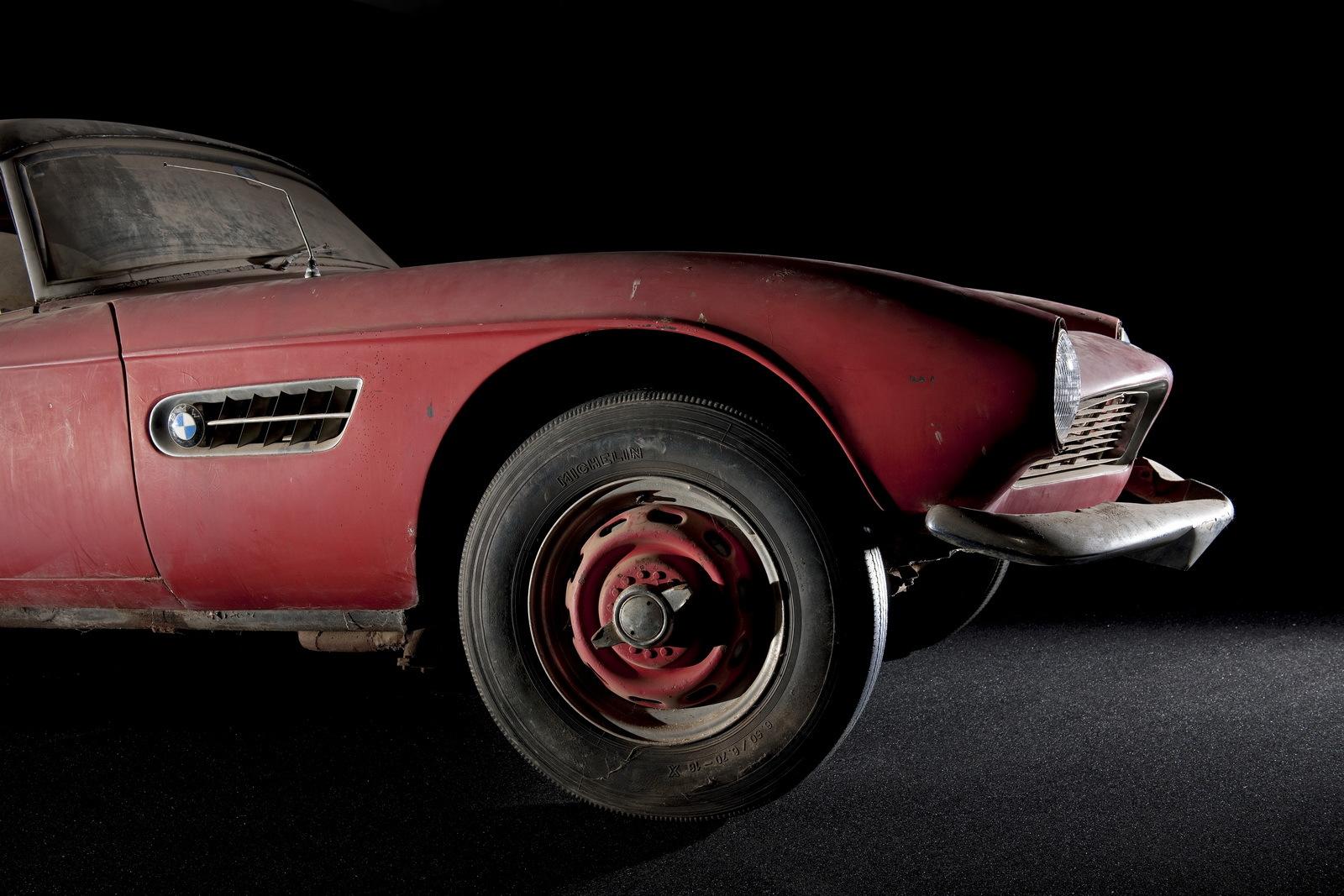 Foto de BMW 507 de Elvis Presley (12/121)