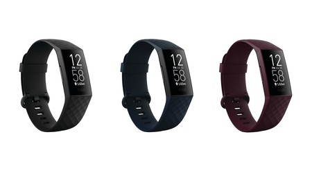 Fitbit Charge 4 Oficial Colores