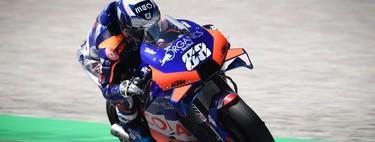 ¡MotoGP está loca! Miguel Oliveira gana en Estiria aprovechando una bandera roja que le quitó el triunfo a Joan Mir