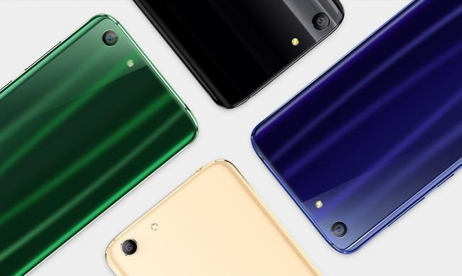 Elephone S7 Grupo