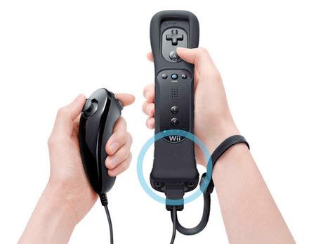 El mando negro de Wii llega a América, pero no la consola