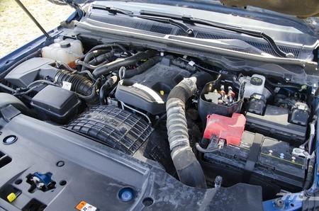 Ford Ranger Raptor 2020 Prueba 030