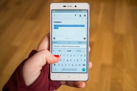 Gboard para Android, traducción