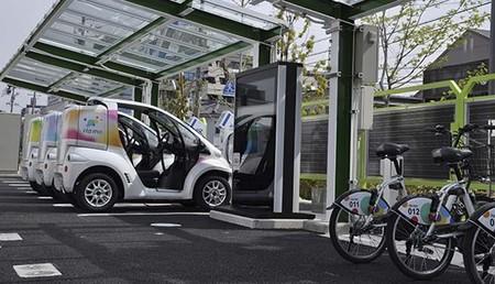 Toyota continúa su carrera por la movilidad eléctrica unipersonal