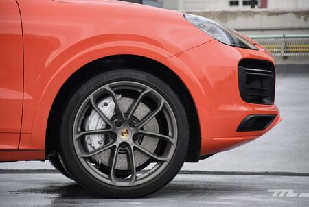 Porsche Cayenne Turbo Coupe Opiniones Prueba Mexico 8
