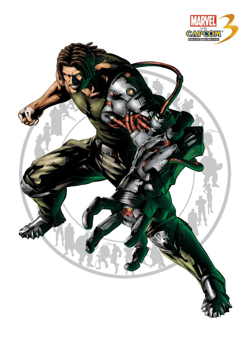 Marvel vs. Capcom 3 [Octubre 2010]