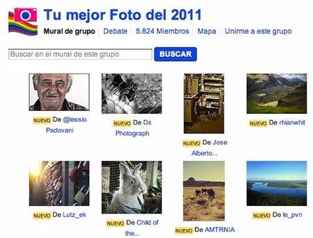 Flickr te invita a escoger y compartir tu mejor foto de 2011