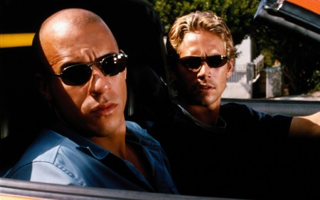 Vin Diesel Paul Walker The Fast And The Furious
