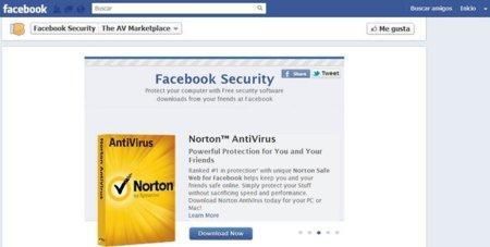 Facebook Anti-Virus Marketplace, descargas gratuitas de antivirus para nuestros equipos