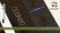 Nuevas Wacom Bamboo 3ª Generación: La hemos probado