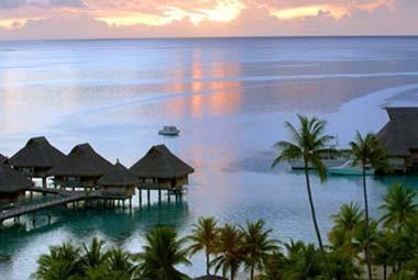 [Lunas de miel]: Polinesia francesa
