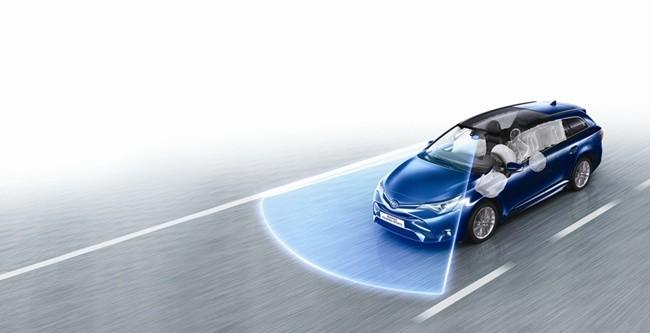 Airbag Avensis