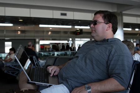 Portátiles perdidos en los aeropuertos europeos
