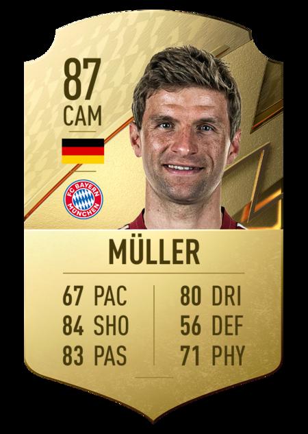 Müller FIFA 22