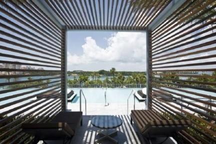 Apogee Penthouse: un ático en Miami Beach