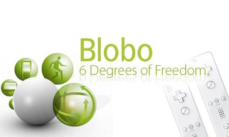 Blobo, ¿una evolución del WiiMando para móviles?
