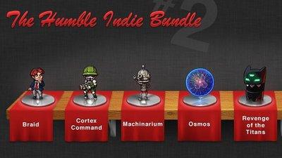 The Humble Indie Bundle vuelve a casa por Navidad