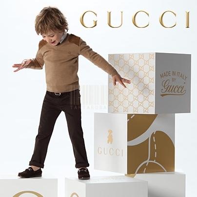 Foto de Especial moda infantil: Ralph Lauren y Gucci, estilo de adultos adaptado a los más pequeños (15/19)